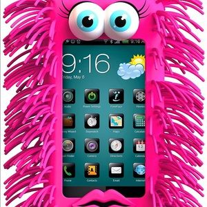 Fone Face Quinn cell phone cover